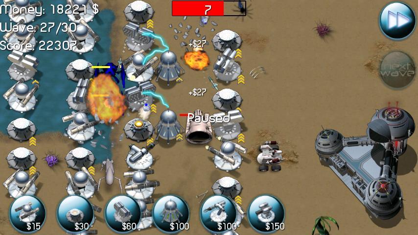 Скачать игры на андроид tower defense