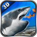 Hungry Shark Attack Sim 3D