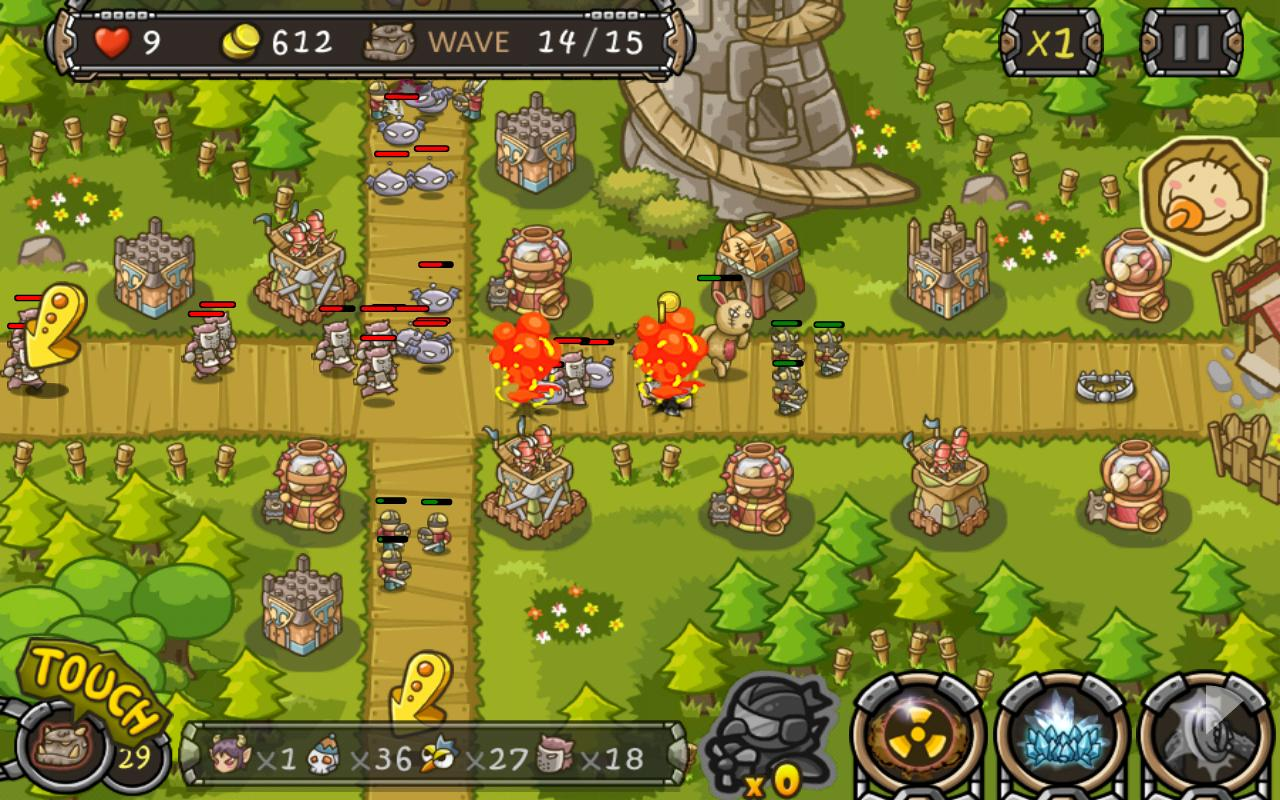 Скачать Defender II на Андроид - Обзор игры