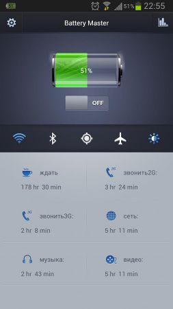 Мастер Экономии Батареи На Андроид 4