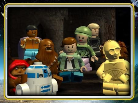 LEGO® Star Wars: The Complete Saga