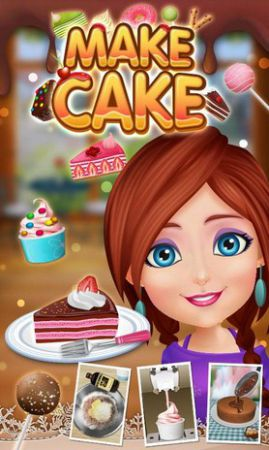 Cake Maker 2-Cooking game
