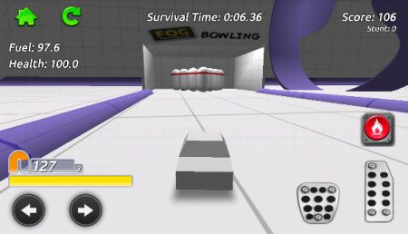 Stunt Car Arena - MULTIPLAYER