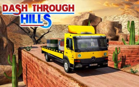Extreme Hill Driving 3D