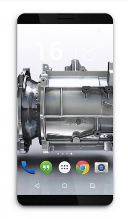 Engine Assembly Live Wallpaper