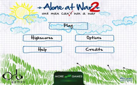Alone At War 2