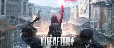 LifeAfter: Night falls